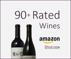 Shop for 90 plus rated wines at amazon.com