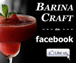 Like Barina Craft on Facebook.